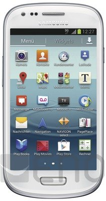 Samsung I8190 Galaxy SIII mini 8GB marble white