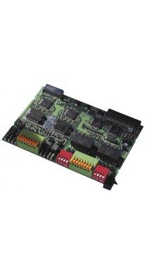 Agfeo Modulfrontplatte K-Modul 524 (f?r AS 200 IT)