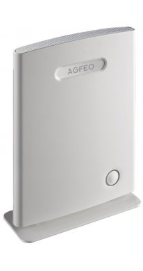 Agfeo DECT IP-Basis wei