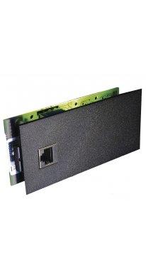 Agfeo Modulfrontplatte LAN-Modul 508 / 509 / S2M-Modul 500 (f?r AS 44 IT)
