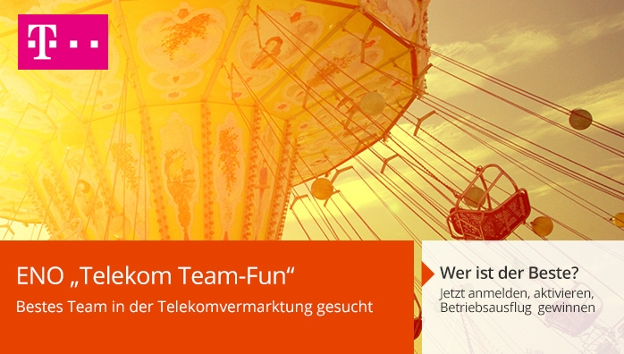 "ENO ""Telekom Team-Fun"""