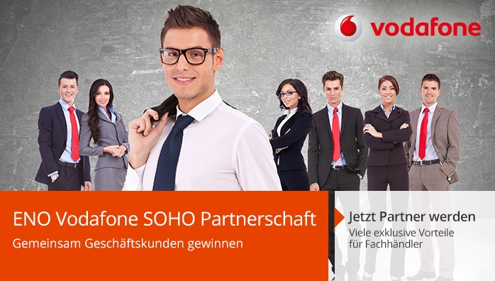 ENO Vodafone SOHO Partnerschaft