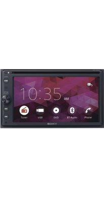 Sony XAV-AX205DB Media-Tuner/CarPlay/Bluetooth/Touchscreen/DAB+