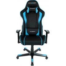 DXRacer Gaming Stuhl Formula schwarz-rot Stoff-Mesh F-Serie