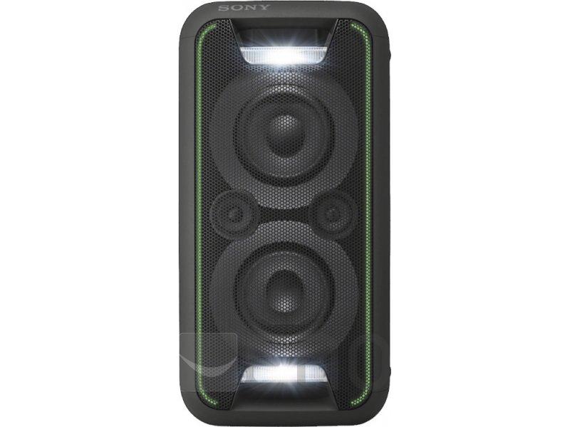sony gtk xb5b partymusiksystem 200 watt mit nfc und. Black Bedroom Furniture Sets. Home Design Ideas