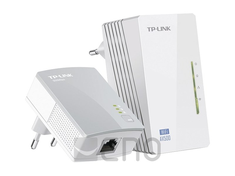 tp link tl wpa4220kit av500 wifi powerline adapter. Black Bedroom Furniture Sets. Home Design Ideas