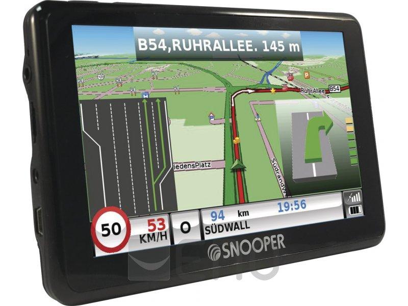 snooper truckmate sc5900dvr eu pro lkw navigationssystem. Black Bedroom Furniture Sets. Home Design Ideas