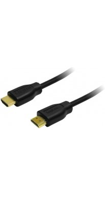 LogiLink Kabel HDMI High Speed mit Ethernet 3,0 Meter
