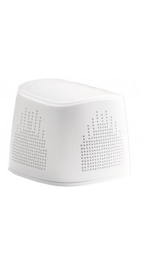 Odys XOUND CUBE - Mini BT Soundstation 3in1 weiß