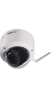 Bitron Video B-Focus Varidome - Dome Kamera D&N 720P 2.8-12mm IP66 WLAN