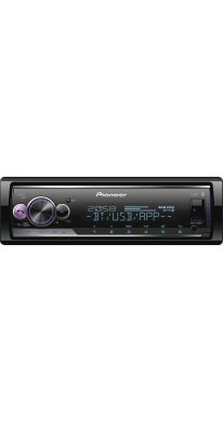 Pioneer MVH-S510BT Media-Tuner/AUX/USB/iPod/Bluetooth