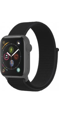 Apple Watch Series 4 Cell (LTE) 44 mm Alu space grey, Loop black