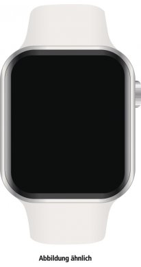 Apple Watch Series 4 Cell (LTE) 40 mm Alu silver, Sport white