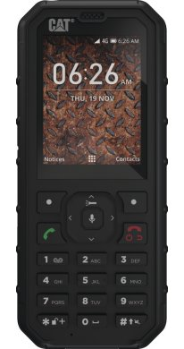 Ex CAT B35 Dual-SIM - black