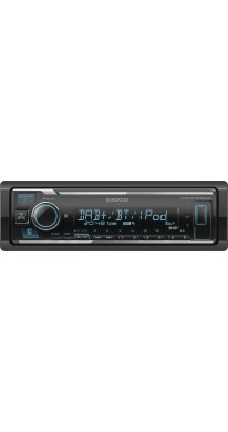 Kenwood KMM-BT505DAB Media-Tuner/USB/AUX/iPod/Bluetooth/DAB+