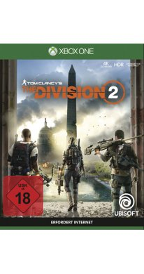 Microsoft Xbox One Spiel Tom Clancy's The Division 2 (USK 18)