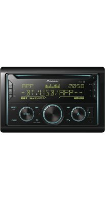 Pioneer FH-S720BT CD-Tuner/AUX/USB/Bluetooth/iPod